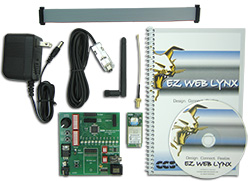 Wi-Fi EZ Web Lynx Development Kit